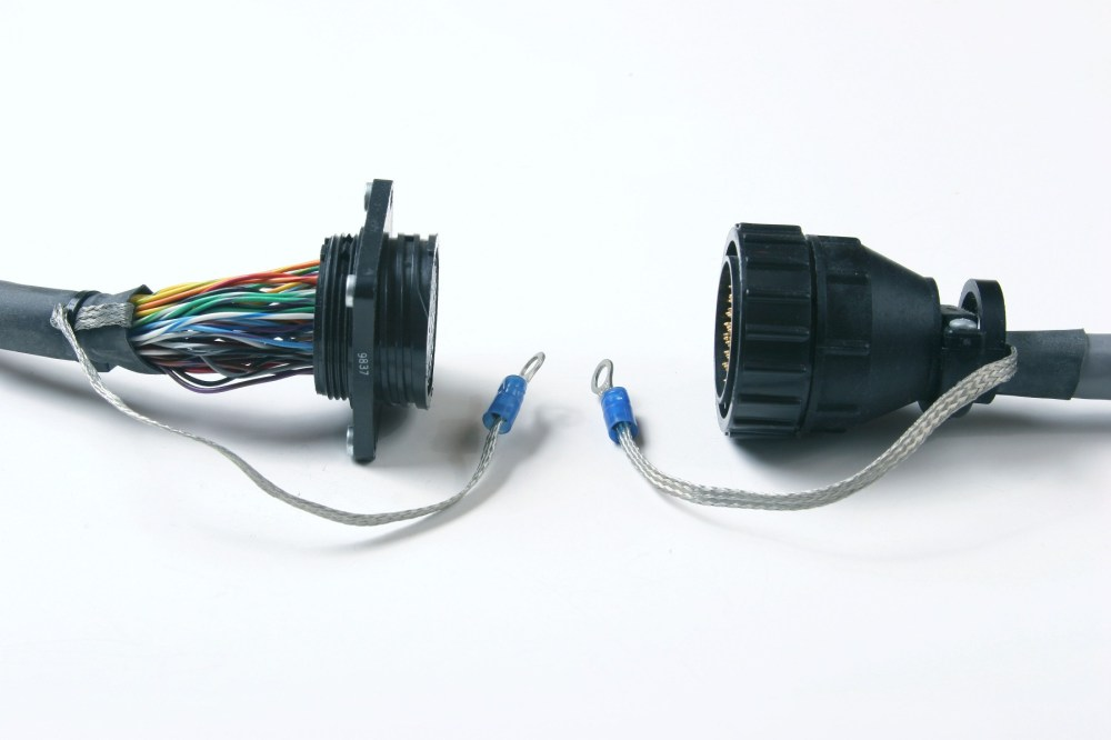 medium resolution of  mil spec cable assembly wire harness