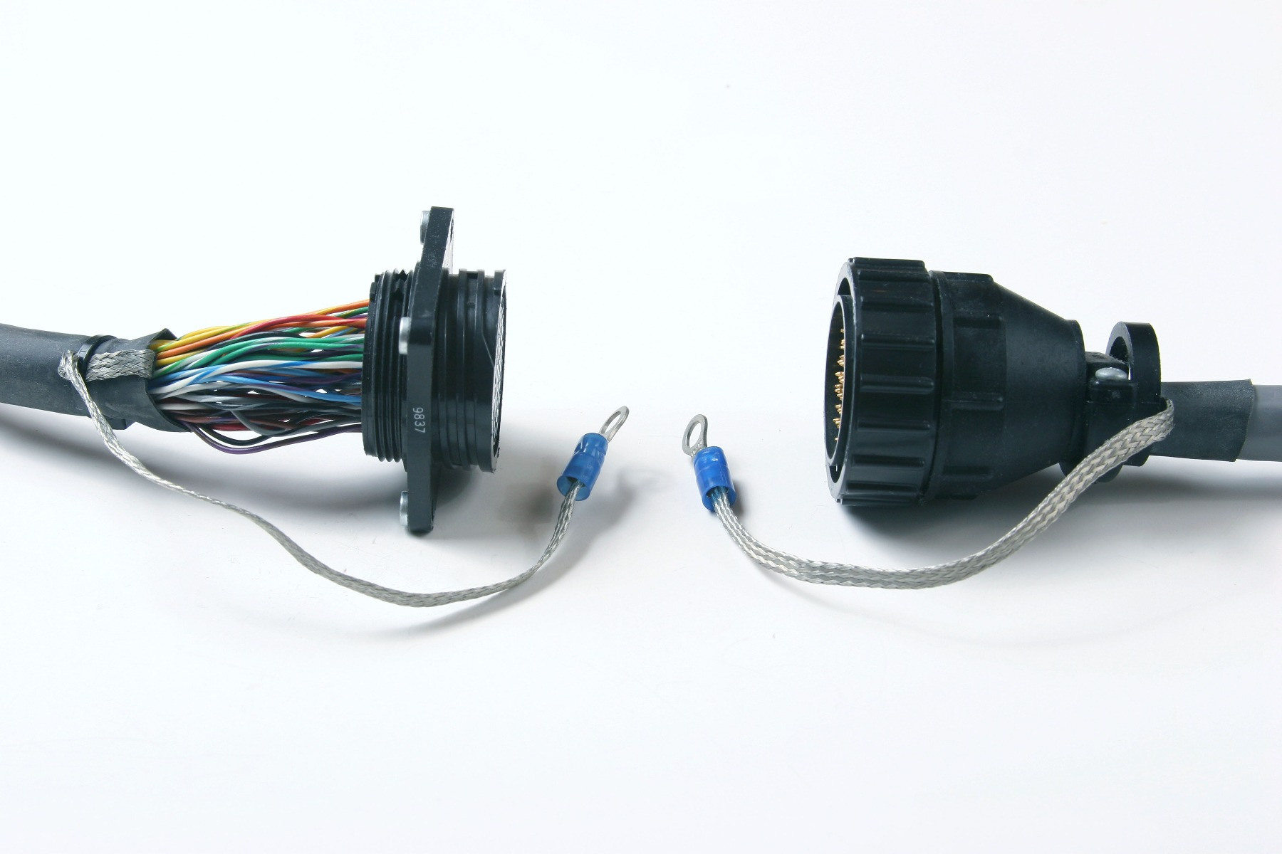 hight resolution of  mil spec cable assembly wire harness