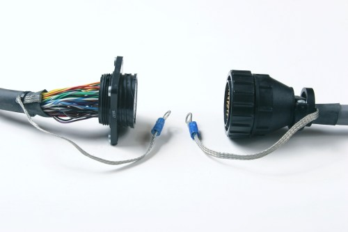 small resolution of  mil spec cable assembly wire harness