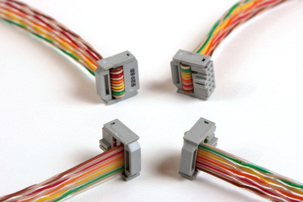 medium resolution of ribbon and flat cable assembly wire harness
