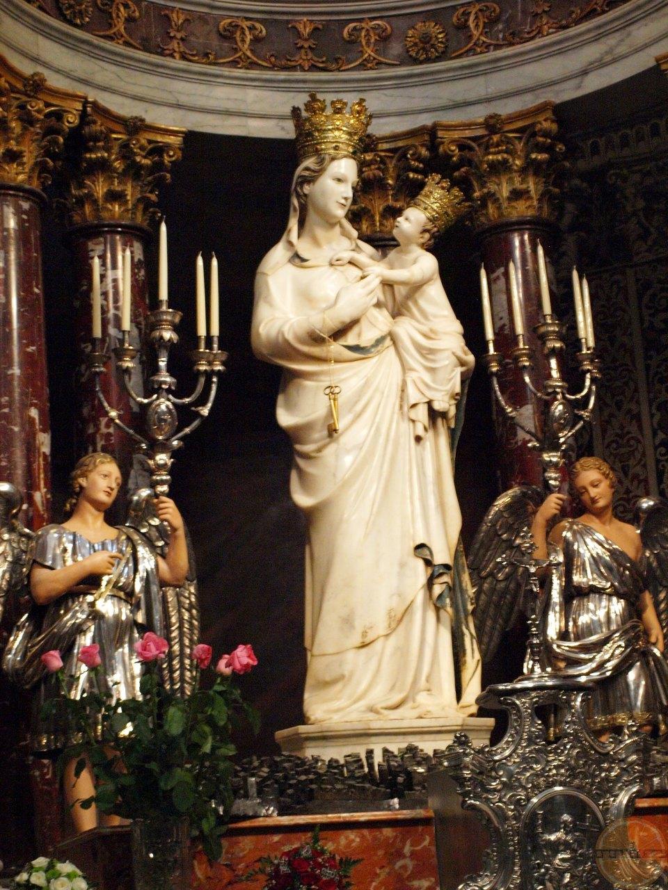 Sanktuaria na Sycylii