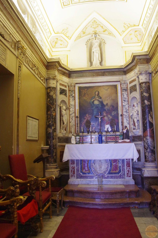 kaplica rozalii palermo