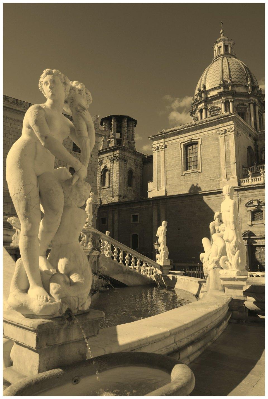 klasztor św. katarzyny piazza pretoria