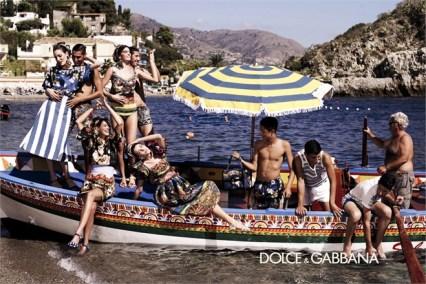 Moda od Dolce&Gabbana