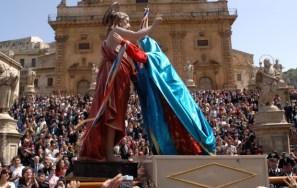 Obchody Wielkanocy na Sycylii