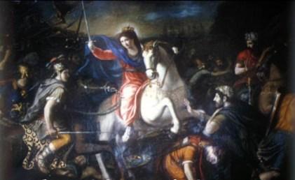 Obraz La Battaglia dei Milici