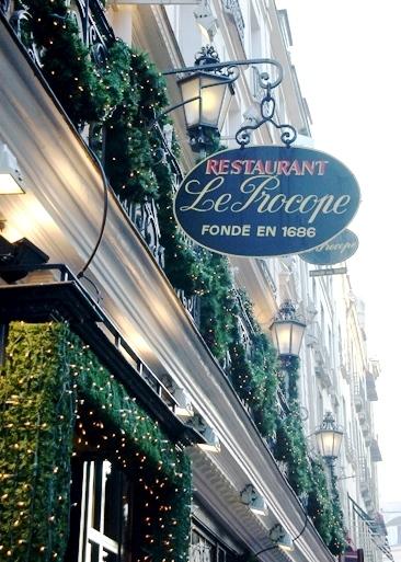 Procope w Paryżu
