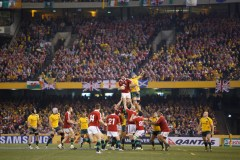 Wallabies v Lions - Rugby Union