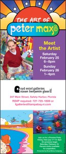 PETER MAX SHOW