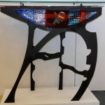 Glass Tables by Sabra Richards