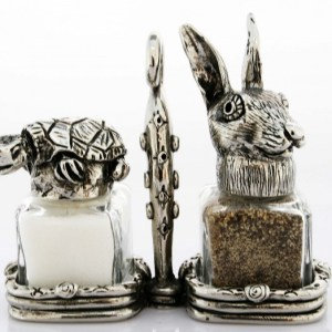 Silvie Goldmark Salt and Pepper Shakers