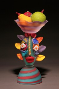 James Wilbat art glass