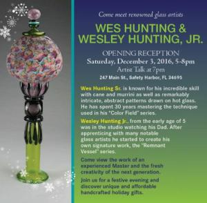 WES HUNTING SHOW