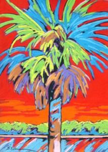 Sally C. Evans Art