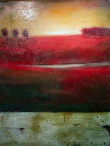 Crimson Field Holland Berkley Art