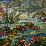 paintings by Maya Eventov