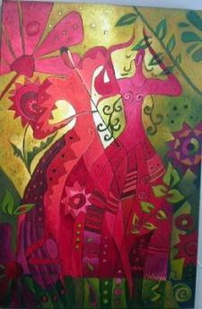NATALYA ROMANOVSKY ART
