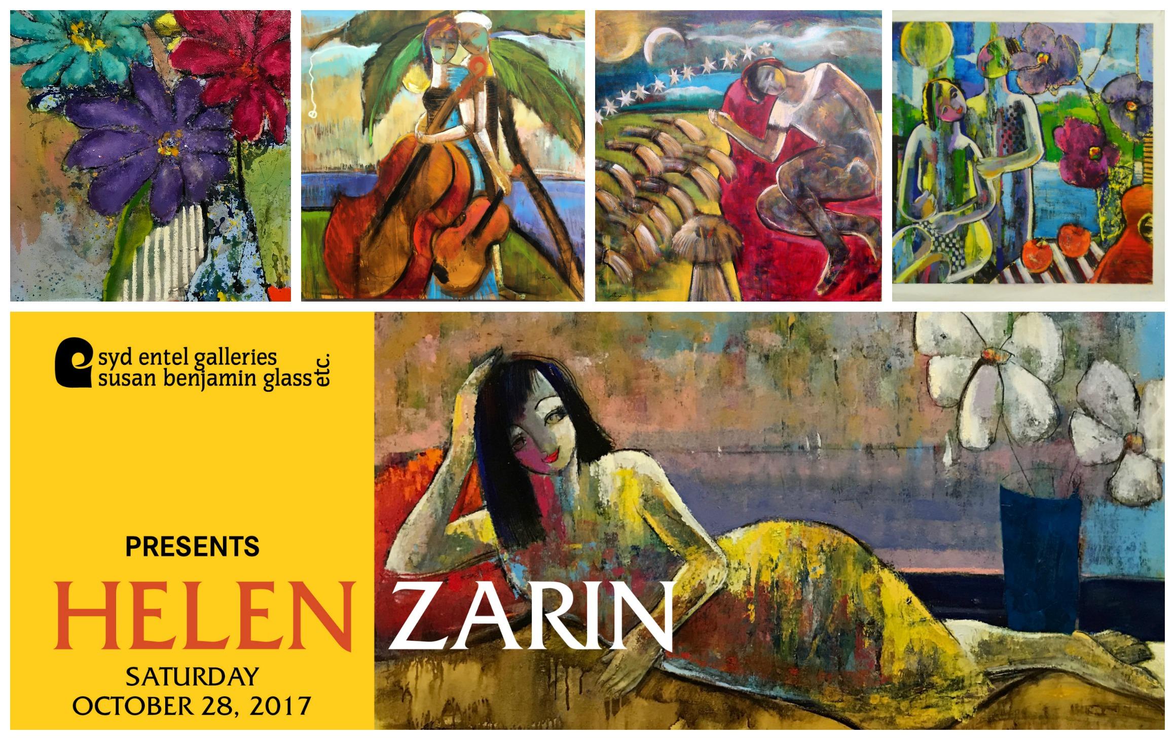 Helen Zarin Show