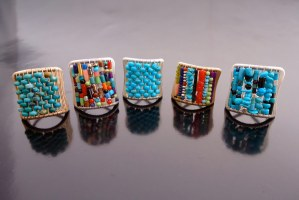 Rings By Tana Acton