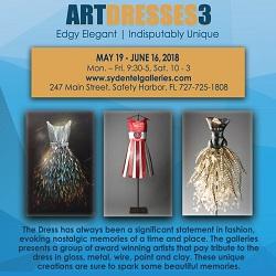 Art Dress show syd entel galleries