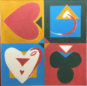 Heart and Spade