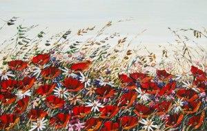 Poppies 30x48