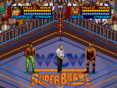 Image result for wcw snes