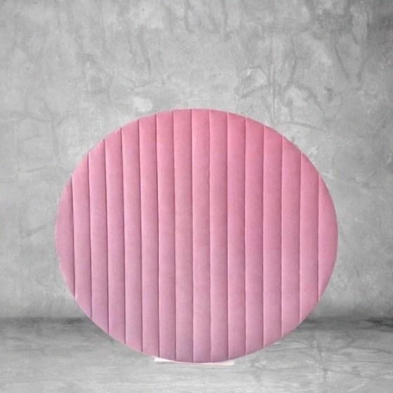 Pink Velvet Backdrop