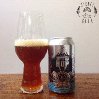 Young Henrys Hop Ale Tin