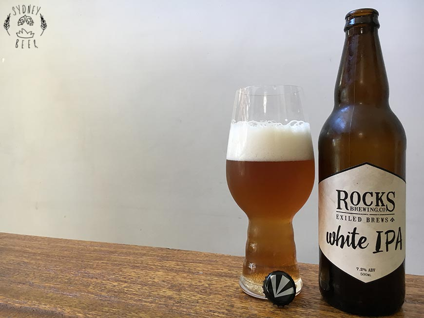 Rocks White IPA