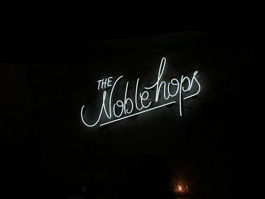 The Noble Hops Redfern