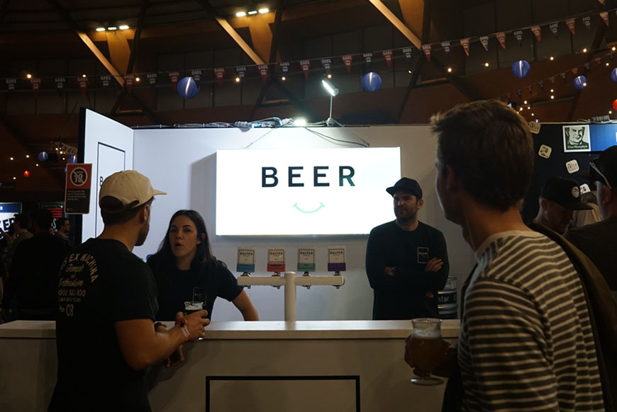 GABS Sydney 2017 Balter Brewing