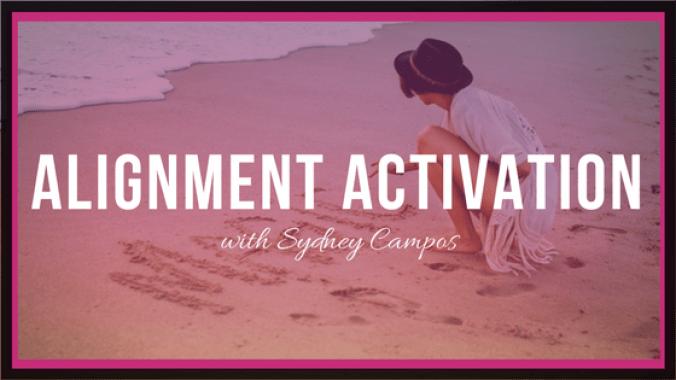 Alignment Activation (1)