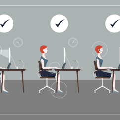 Posture Fixer Chair Target Computer Desk Fix Is Changing How People