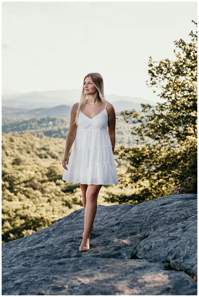 Boone, NC Photography, Senior Photoshoot