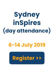 Sydney inSpires day attendance