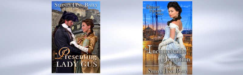 Lady Gus and Inconceivable Deception Covers