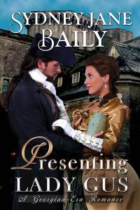 Presenting Lady Gus by Sydney Jane Baily