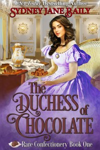 Duchess of Chocolate by Sydney Jane Baily cover