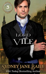 Lord Vile Beastly Lords Book Three cover
