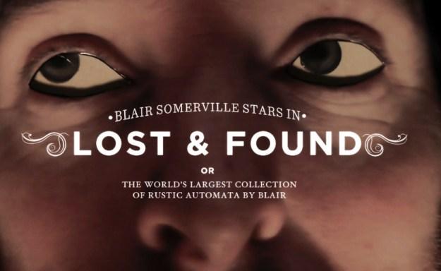 Lost & Found TITLE
