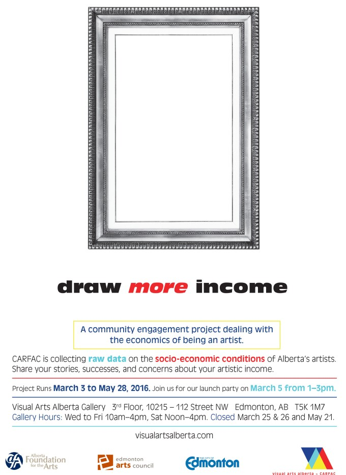 Draw More Income poster