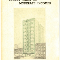 Luxury flats for moderate incomes: Seven Elizabeth Street, Sydney, 1937