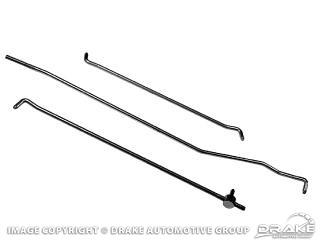 65-66 Door Lock Rod Set (RH) » Sydney Mustang Parts