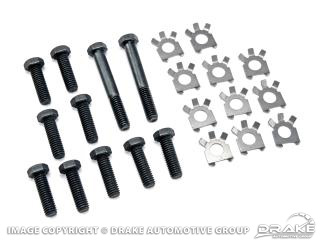64-65 Exhaust Manifold Bolts (170,200) » Sydney Mustang Parts