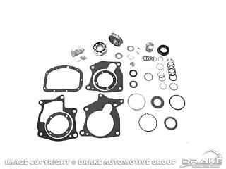 64-5 Manual Transmission Overhaul Kit (V8, 4 speed, Borg