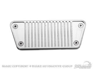 64-67 Billet Brake Pedal Cover (Auto) » Sydney Mustang Parts