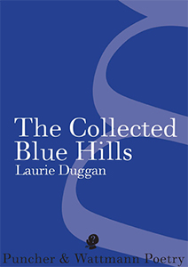 The Collected Blue Hills by Laurie Duggan cover