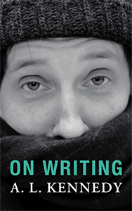 On Writing by A. L. Kennedy Cover