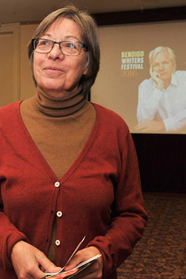 Rosemary Sorensen portrait